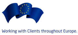 Clients throughout Europe